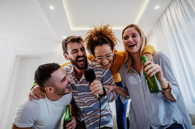 Party - Representational Image