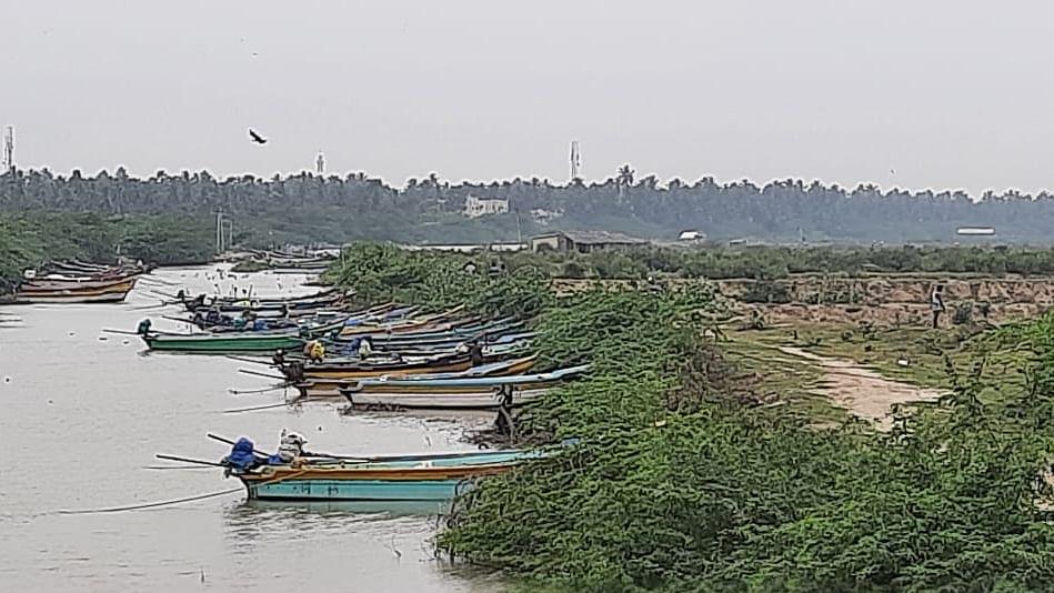 நிவர் புயல் - நாகப்பட்டினம்