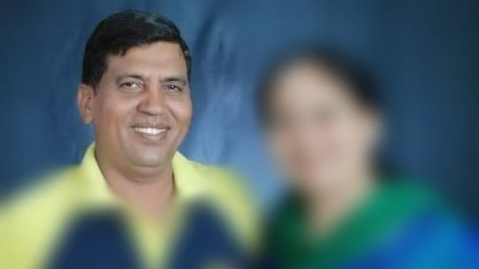 கொலை வழக்கில் கைதான முன்னாள் ராணுவ அதிகாரி ராஜீவ் துபே