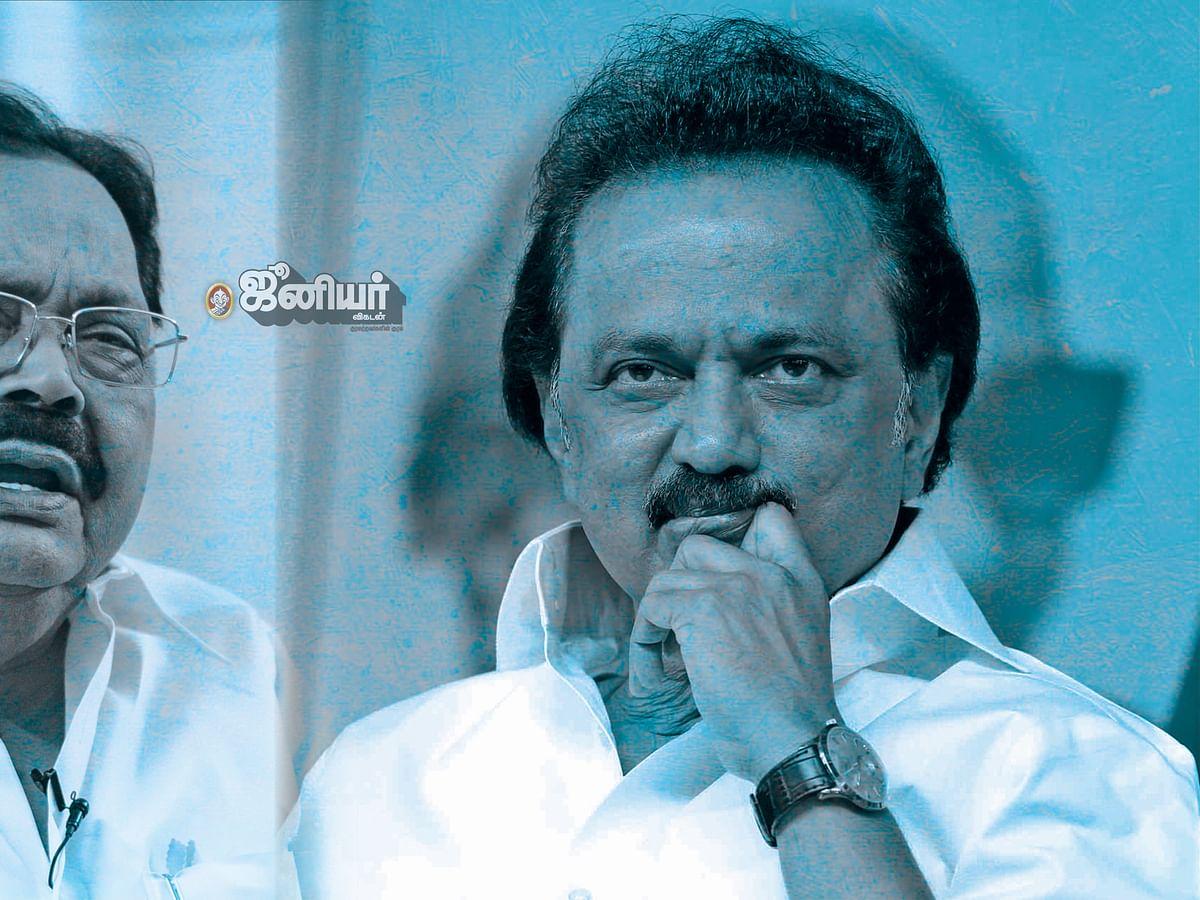 """குவாரி விவகாரம்: """"அமைச்சர் அப்படி பேசியிருந்தா நியாயம்தான்!"""""""