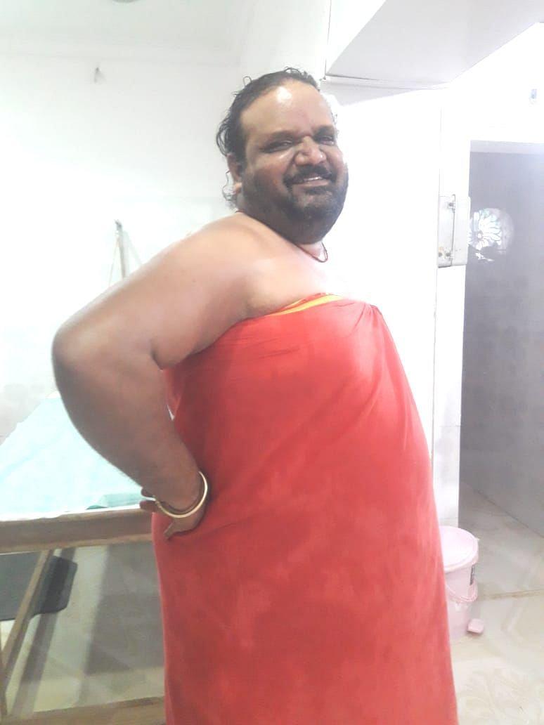 சாந்தா சாமியார்