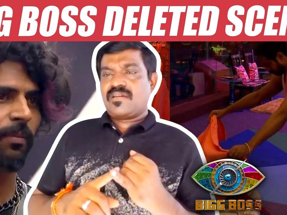 """BIGG BOSS: """"நான் கறுப்பா இருக்கேன்னு ஒதுக்குனாங்க!"""" - Vel Murugan"""