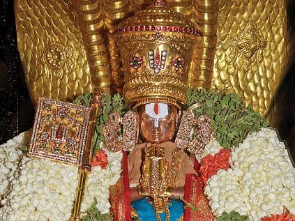 ஆதிசேஷ தரிசனம்