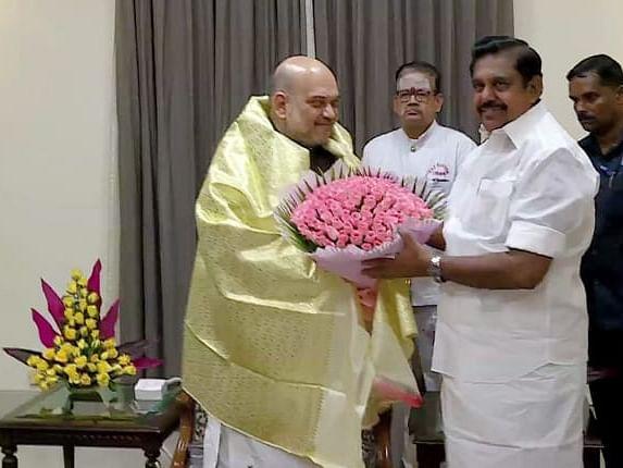 அ.தி.மு.க-விடம், பா.ஜ.க அதிக சீட்டுகளை வாங்கினால் சாதகம் யாருக்கு? #TNElection2021