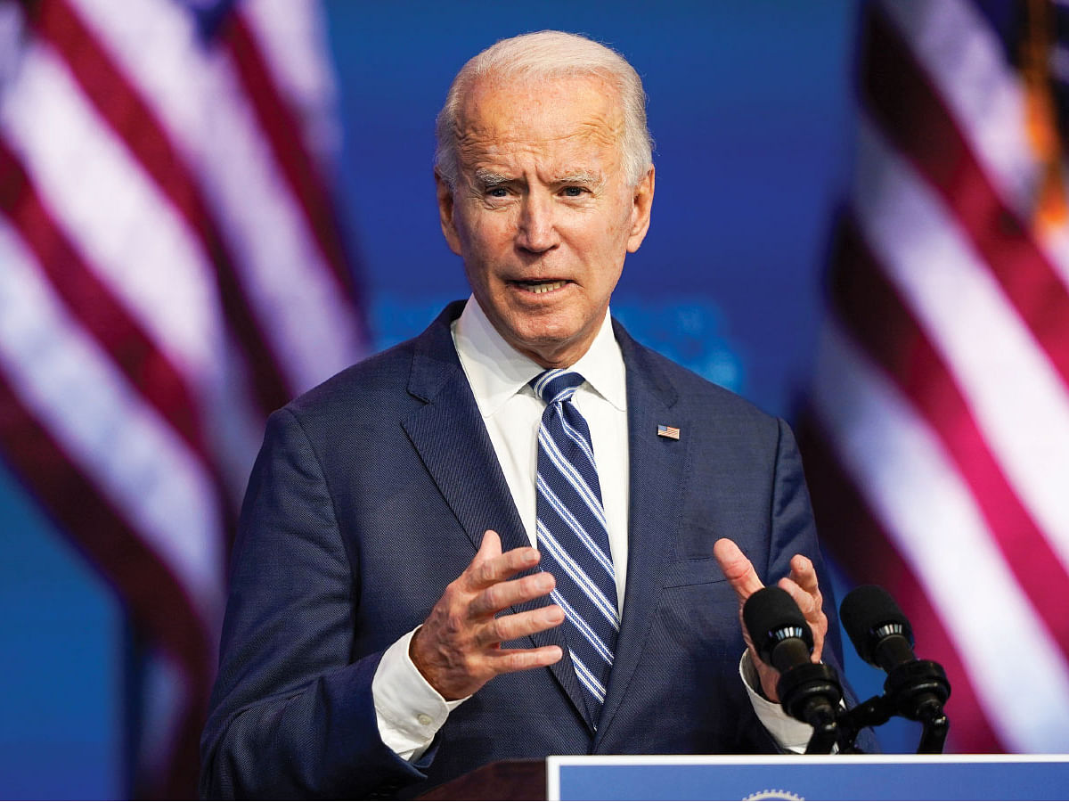 US Elections 2020: `மக்கள் விருப்பம் நிறைவேறியுள்ளது!' - ஜோ பைடன் வெற்றி; அதிகாரபூர்வ அறிவிப்பு
