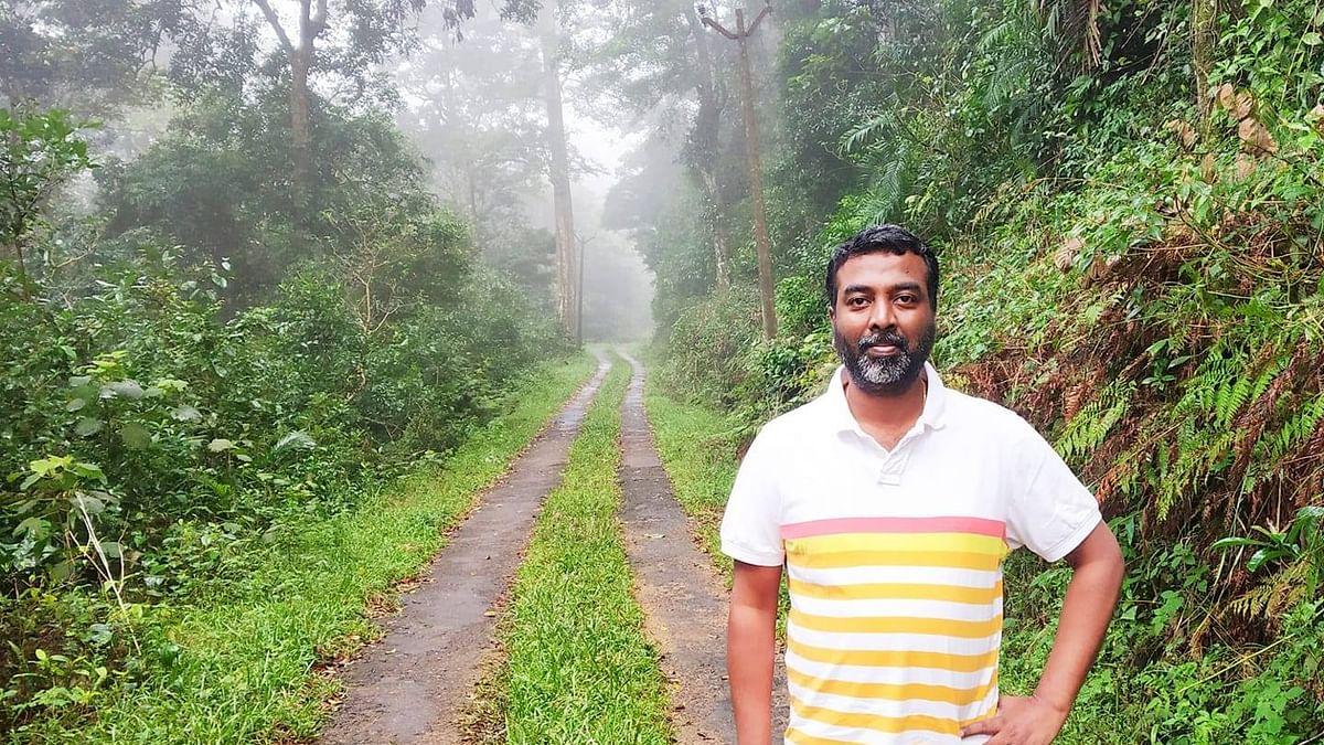 தமிழ்நாடு வெதர்மேன் பிரதீப் ஜான்