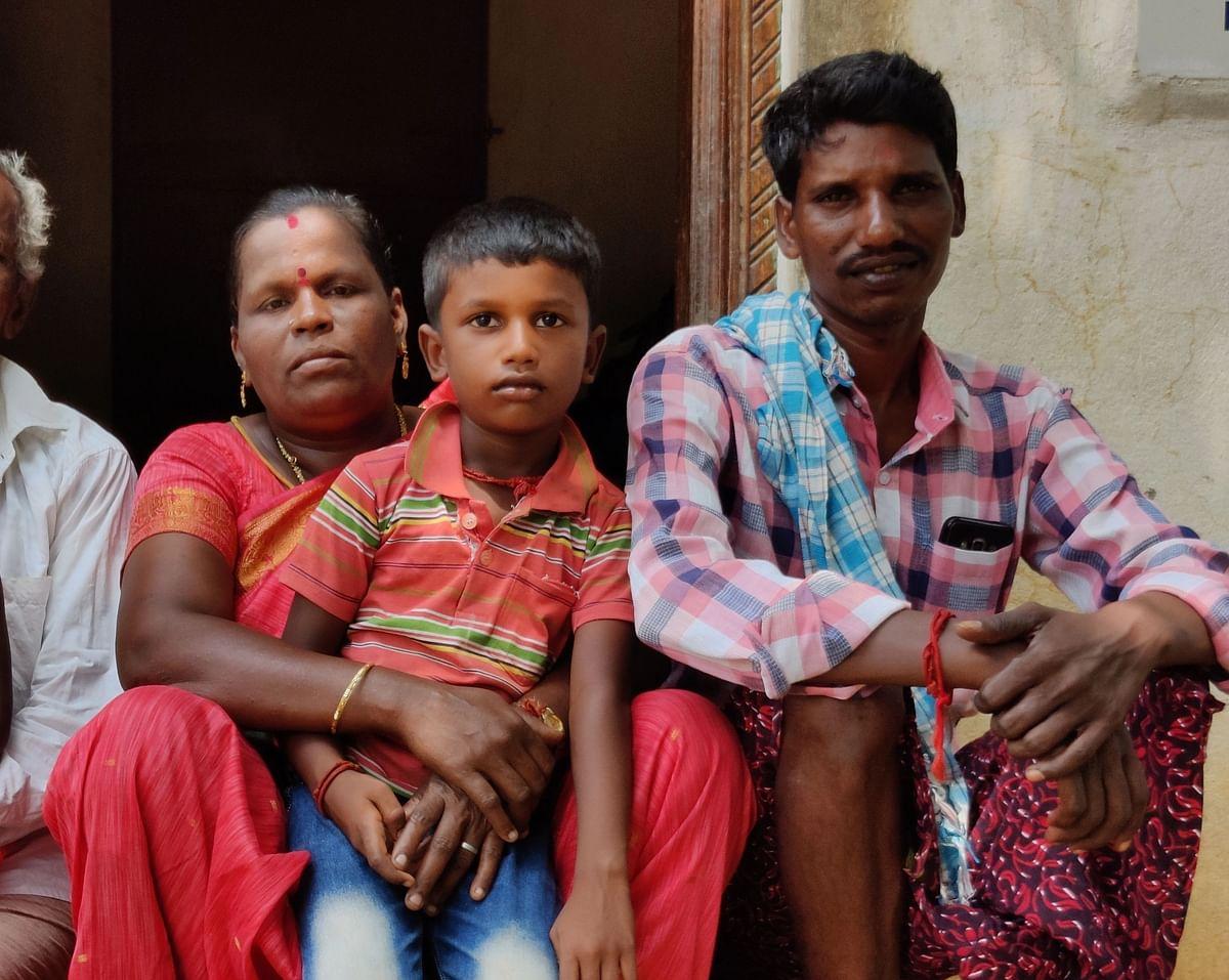 ஈசன் திரைப்படப்பாடகி தஞ்சை செல்வி குடும்பம்