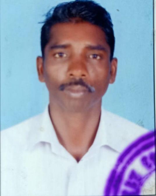 யானை தாக்கி உயிரிழந்த  பாலுசாமி