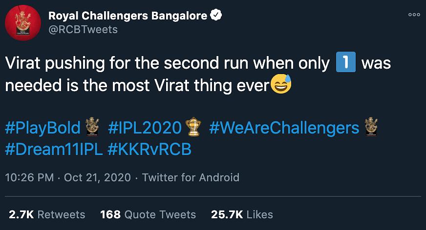 RCB Social Media Viral Moments