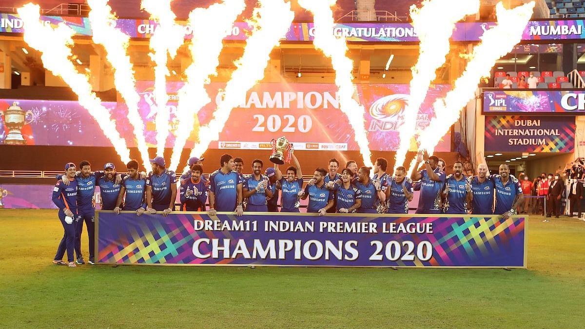 IPL 2020: #MIvDC