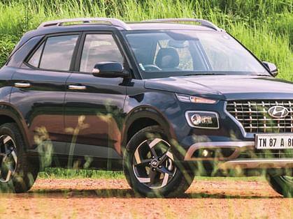 Hyundai Venue Automatic