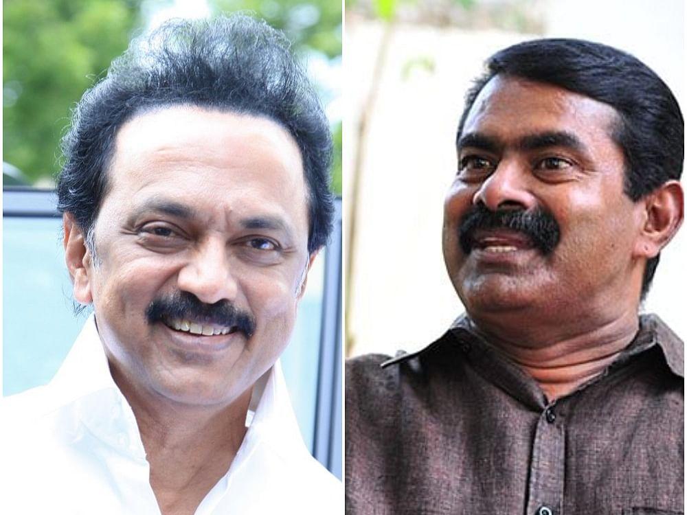 2011-ல் கருணாநிதி... 2021-ல் ஸ்டாலின் - கொளத்தூரில் போட்டியிடுகிறாரா சீமான்?#TNElection2021