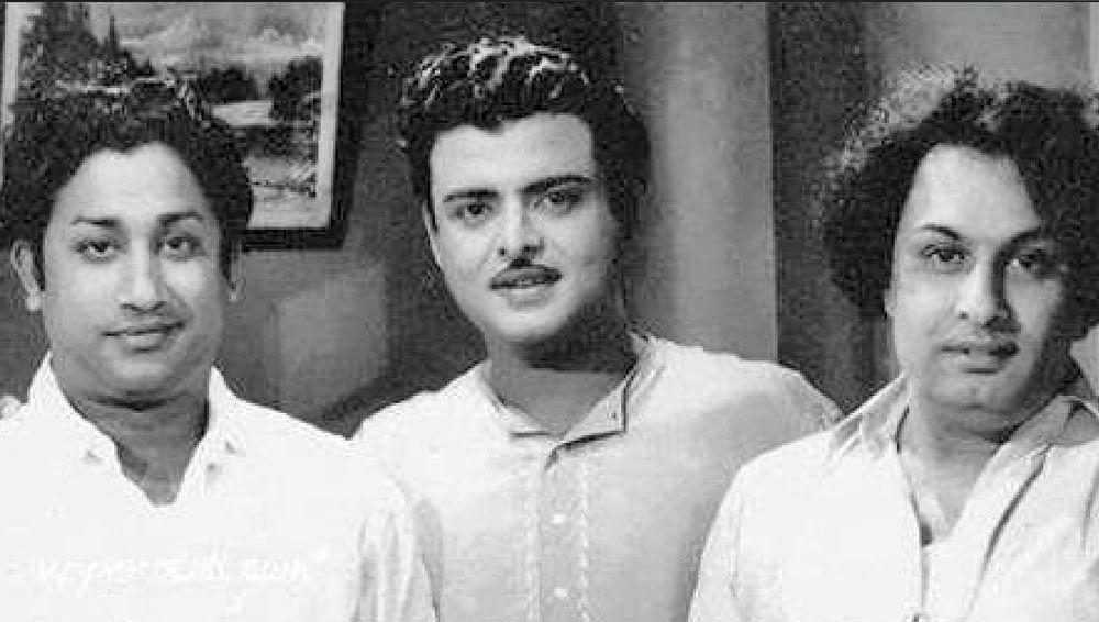 எம்.ஜி.ஆர், சிவாஜி, ஜெமினி கணேசன்