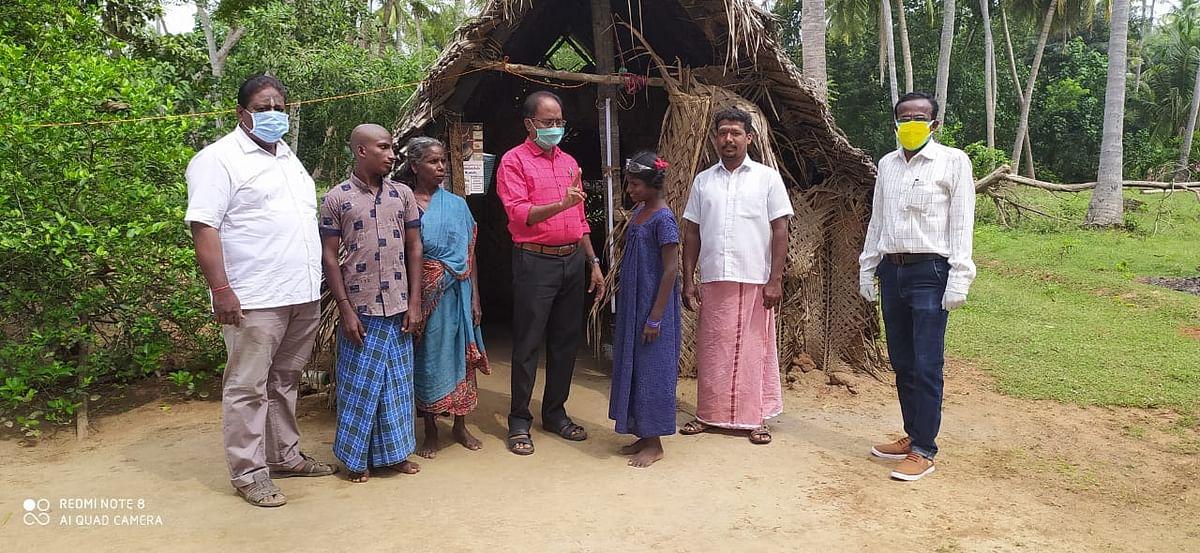 டாக்டர் செளந்தரராஜன் தலைமையிலான மருத்துவக் குழு