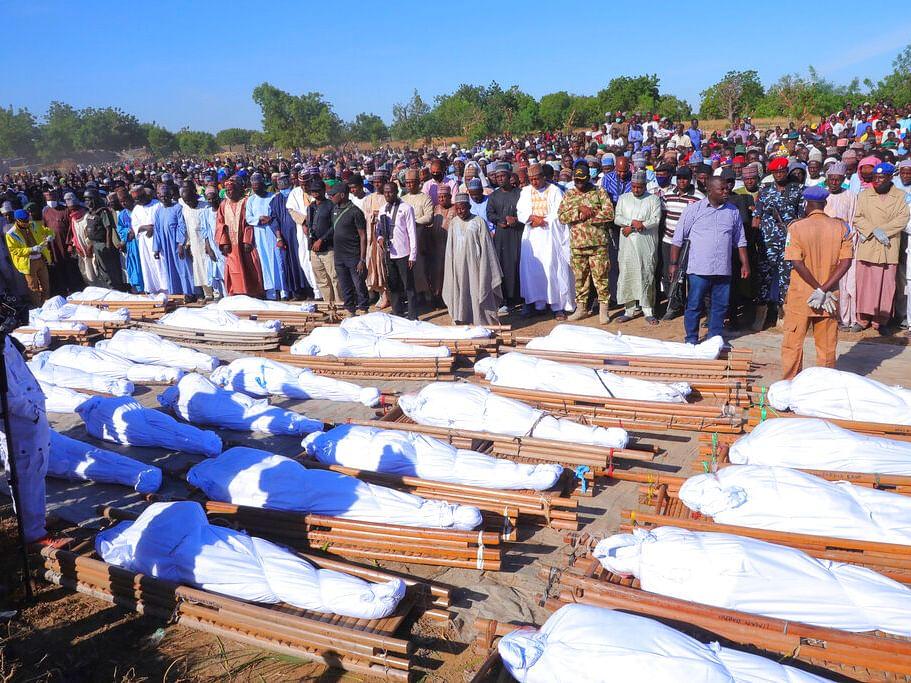 நைஜீரியா: 110 விவசாயிகள் கொடூரக் கொலை! - போகோ ஹரம் பயங்கரவாத அமைப்பின் தாக்குதல்