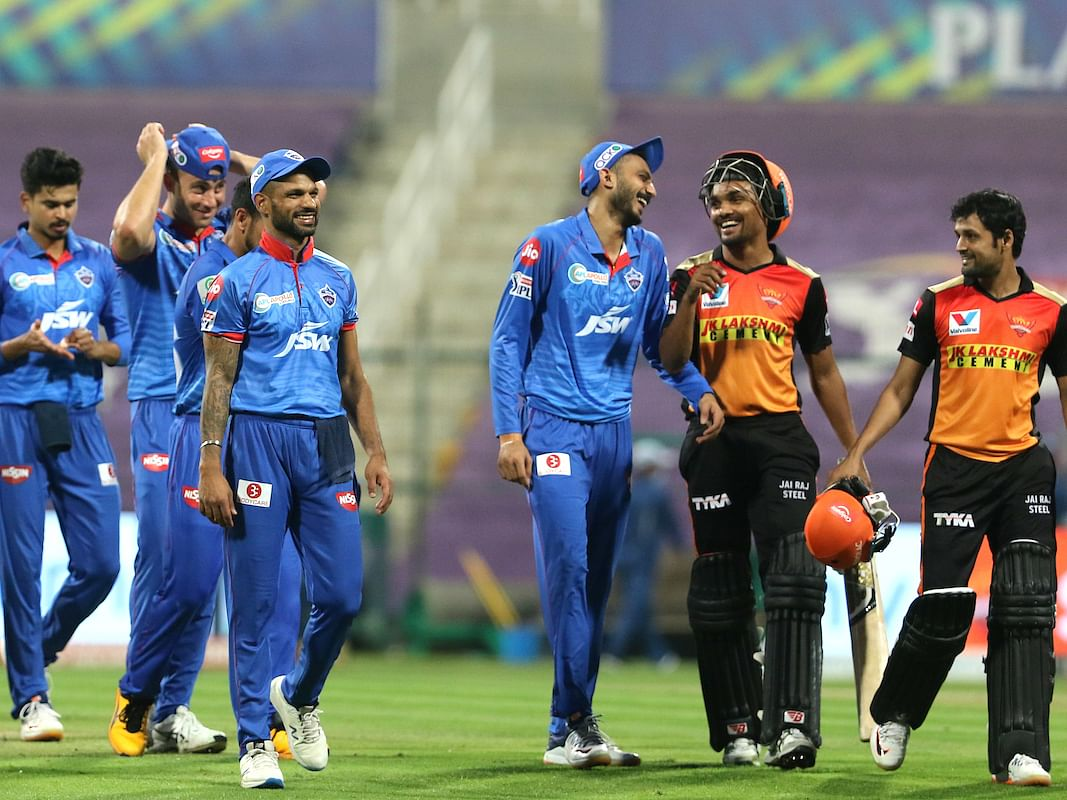 ஆரம்பிக்கலாங்களா... முதல்முறையாக #IPL இறுதிப்போட்டியில் டெல்லி... சென்றது எப்படி?! #DCvSRH