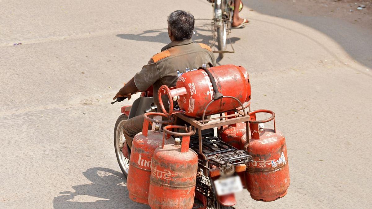 Gas Cylinder | கேஸ் சிலிண்டர்