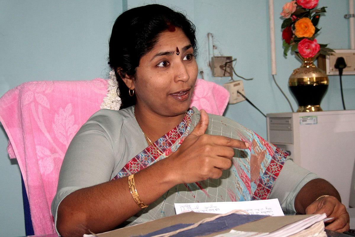 ஜோதி நிர்மலா