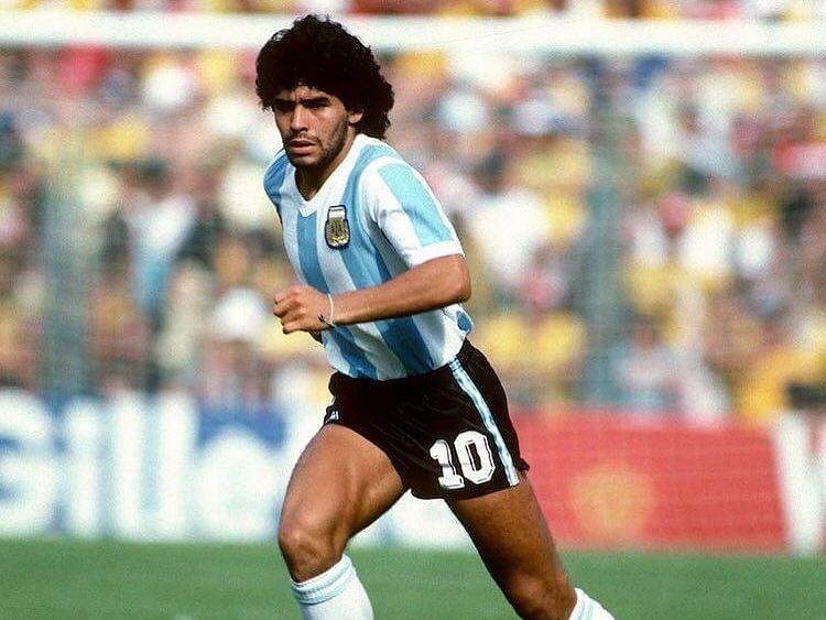 மரடோனாவின் கால்களை ஏன் வடசென்னை இளைஞன் கொண்டாடினான்? #Maradona