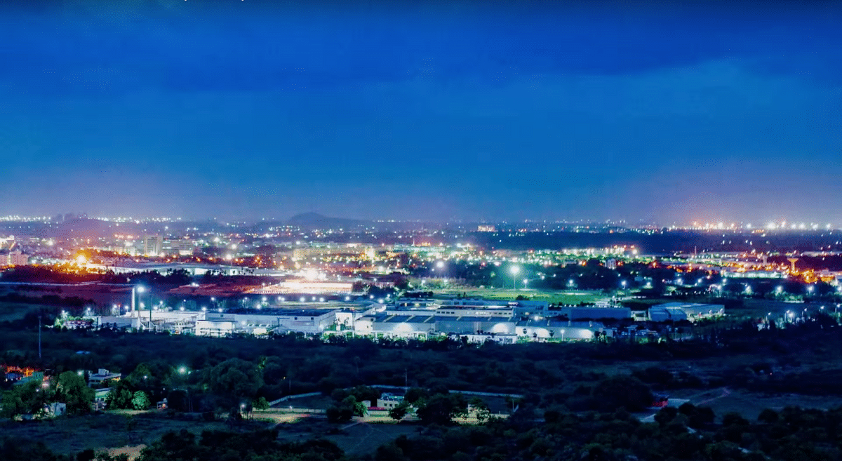 MRV Night View
