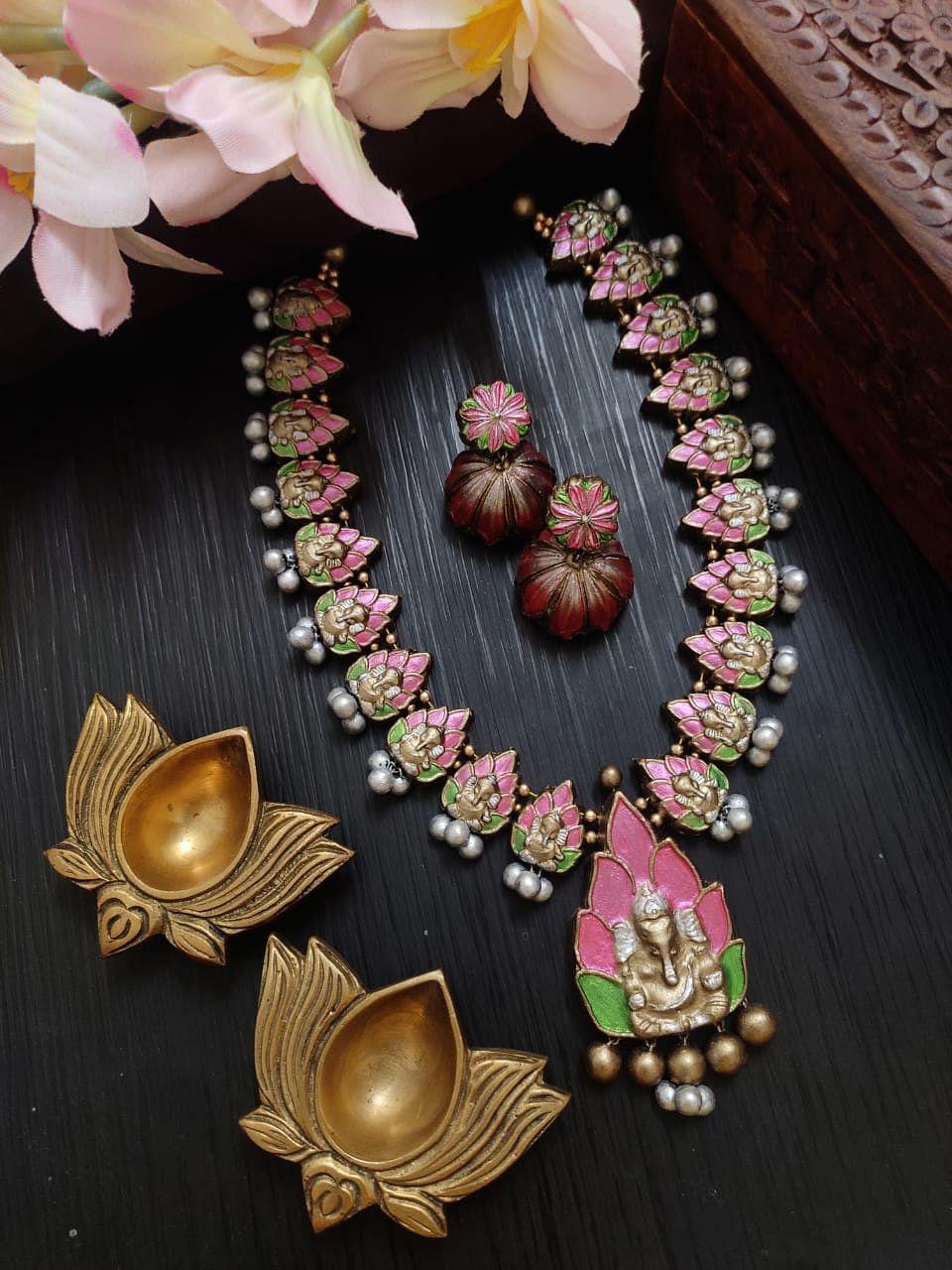 Terracotta Jewels