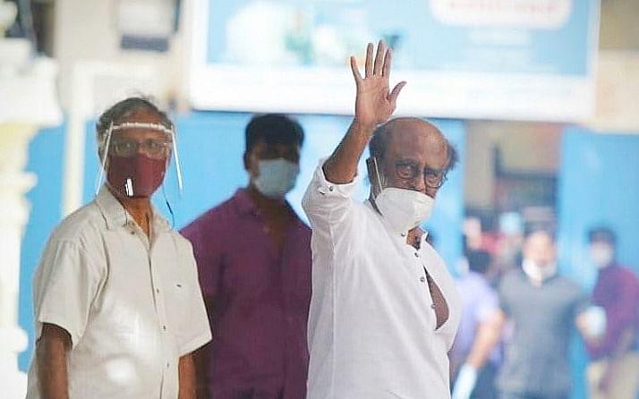 `நான் அரசியலுக்கு வரமாட்டேன்னு ஒதுங்கிட்டீங்களா..!' - ஆலோசனைக் கூட்டத்தில் கொதித்தாரா ரஜினி?