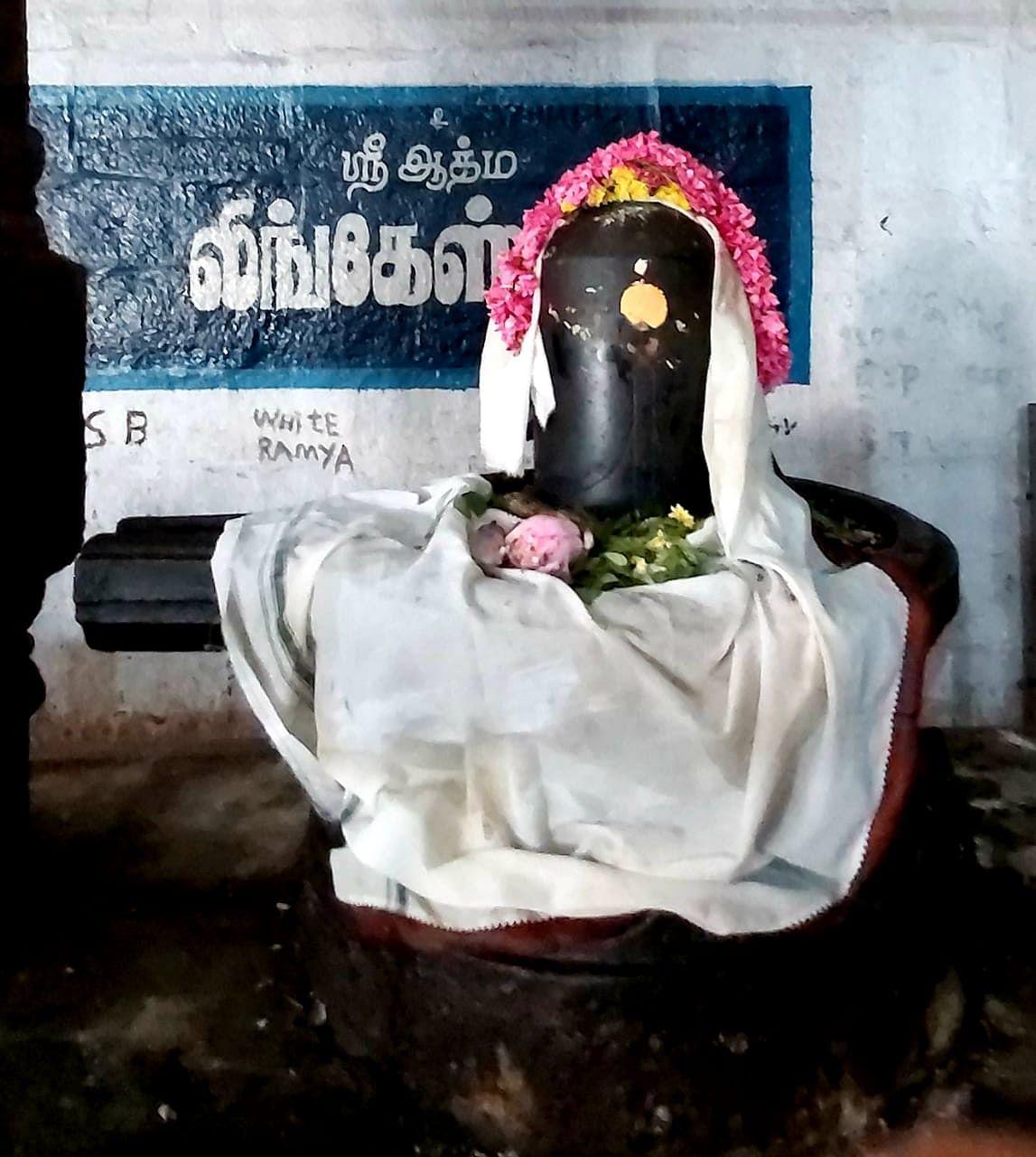 திருவிடைமருதூர் லிங்கேஸ்வரர்