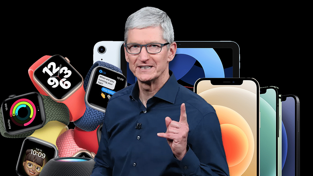 Apple Products Rewind 2020