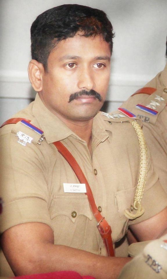 இன்ஸ்பெக்டர் சாஸ்தா