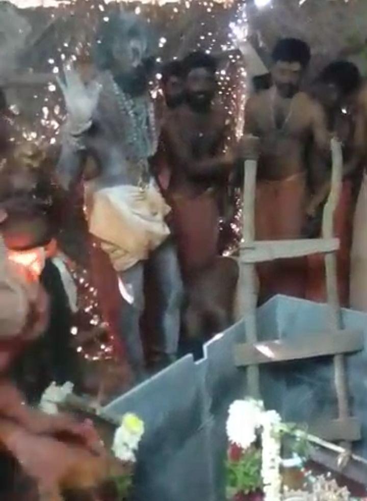 அகோரி சாமியார்