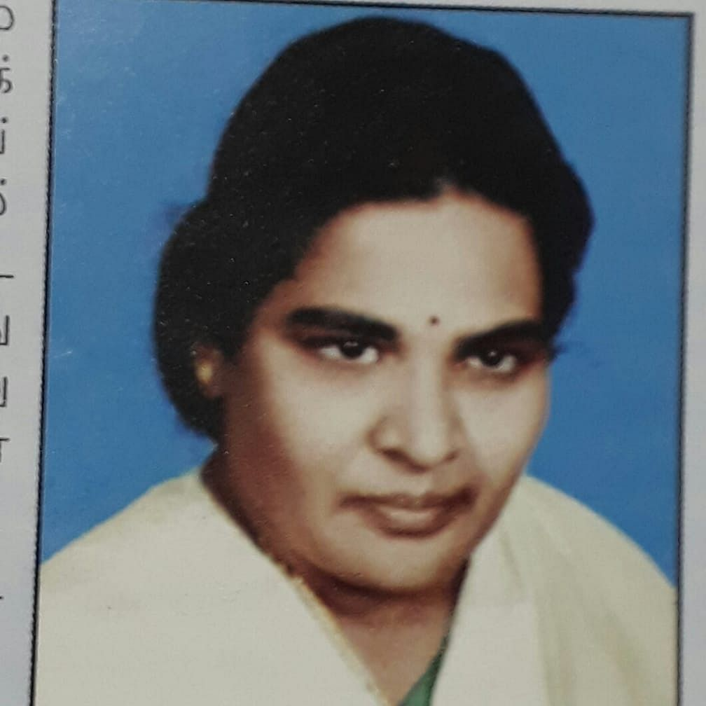 லூர்தம்மாள் சைமன்