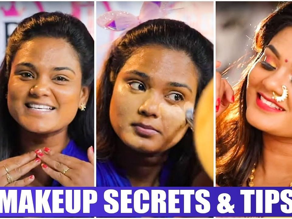 Makeup Transformation - 'Sembaruthi' Fame Bharatha Naidu | ZeeTamil Sembaruthi Mithra Makeup Secrets