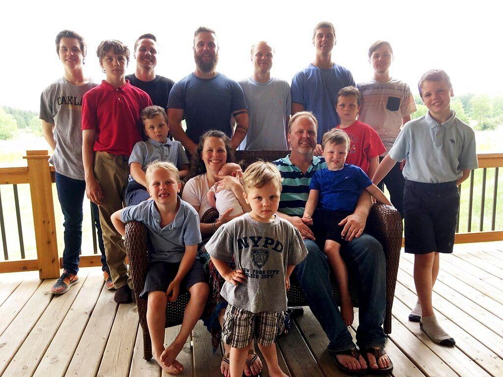 The Schwandt family