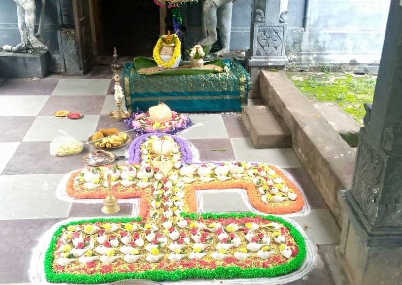 108 சங்காபிஷேக விழா.