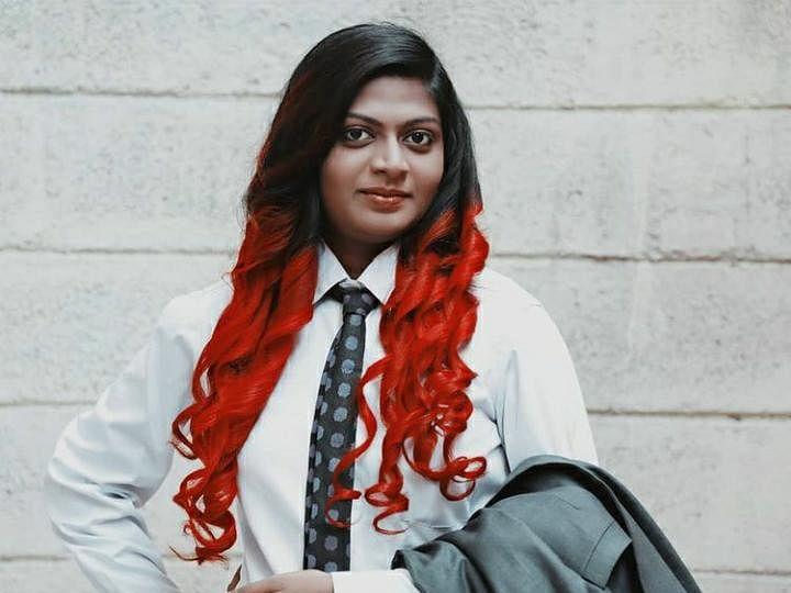 `நான் இவ்ளோ நல்லா கானா பாடுவேன்னு எனக்கே அப்போதான் தெரிஞ்சுது!' - #BBC100Women இசைவாணி