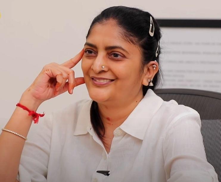 இயக்குநர் சுதா கொங்கரா
