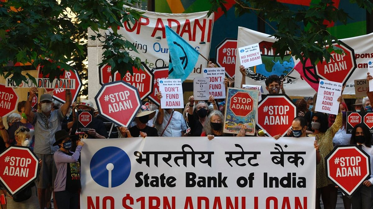 Stop Adani Protests