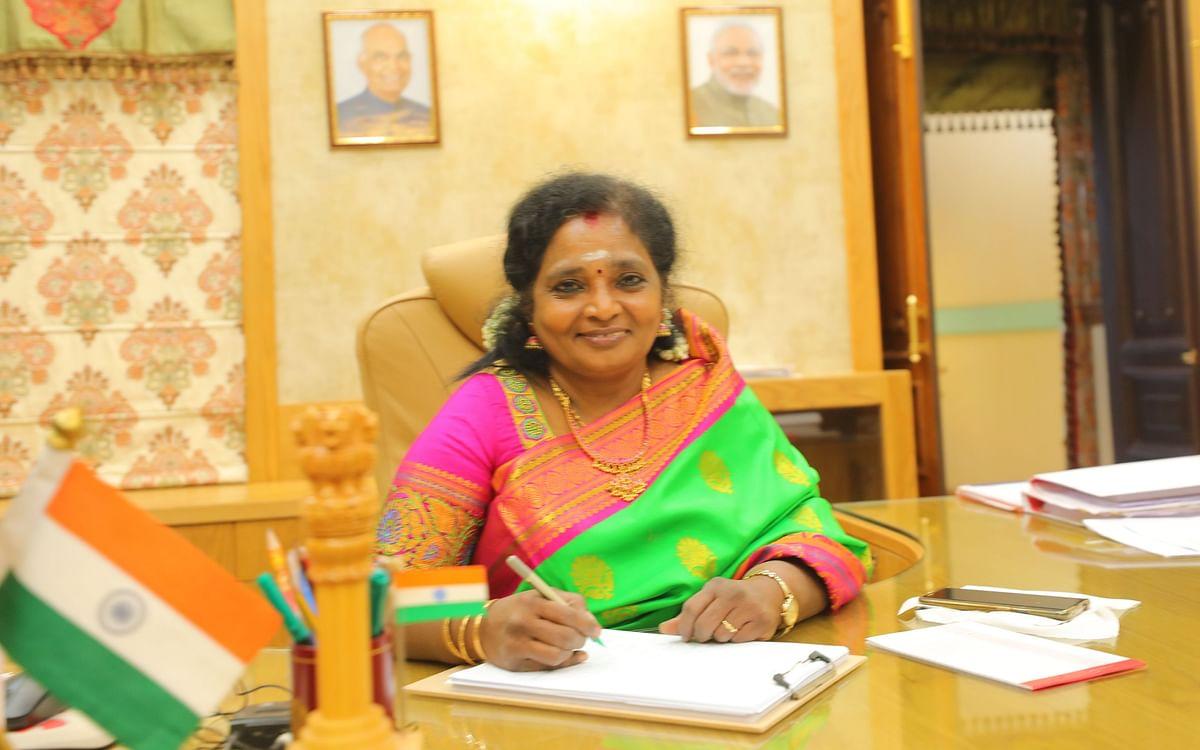 `தமிழ்நாட்டில் வாக்கிங் இல்லை ஒன்லி டாக்கிங்தான்!'- மனம்திறக்கும் ஆளுநர் தமிழிசை #VikatanExclusive