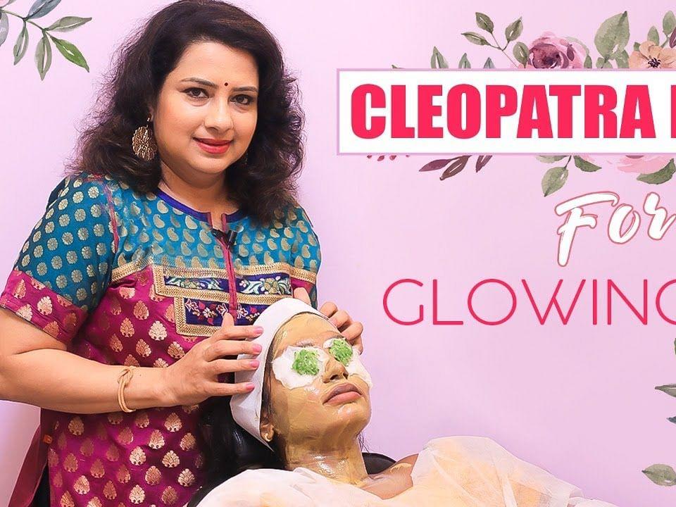 Secret For Natural Glowing Skin | DIY Face Pack at Home | Home Remedies | Vasunthara tips