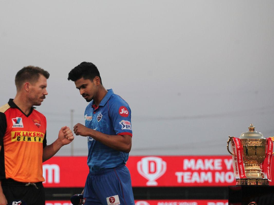 IPL 2020: தவான், ஹெட்மையர் அதிரடி; வில்லியம்சன், சமாத் போராட்டம் வீண்... பைனலில் டெல்லி! #DCvSRH