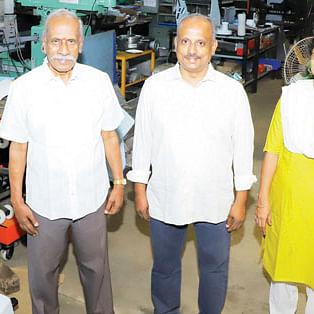சபாபதி, சந்திரசேகர், ஆண்டாள் சந்திரசேகர்