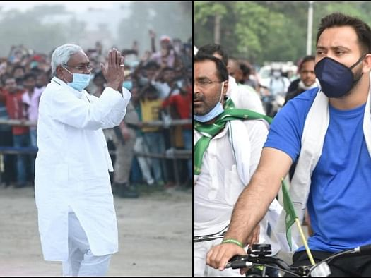 பீகார்: ஹில்சாவில் 12 வாக்குகள்;  ராம்காரில் 189 வாக்குகள்! - தேர்தல் முடிவுகளில் குளறுபடி நடந்ததா?