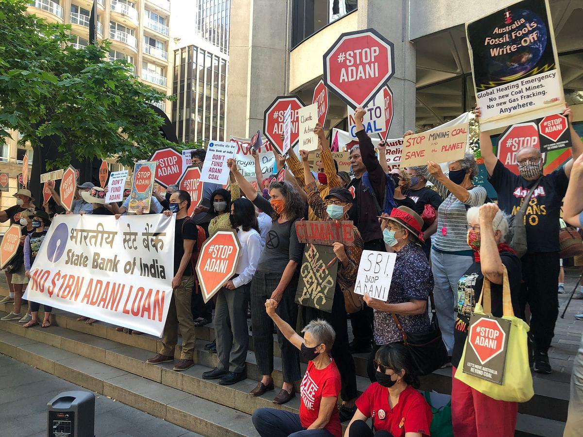 Stop Adani Protest
