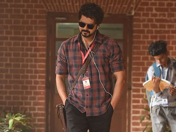 #Vijay65 மீண்டும் விஜய்யின் இயக்குநராகிறாரா எஸ்.ஜே.சூர்யா?!