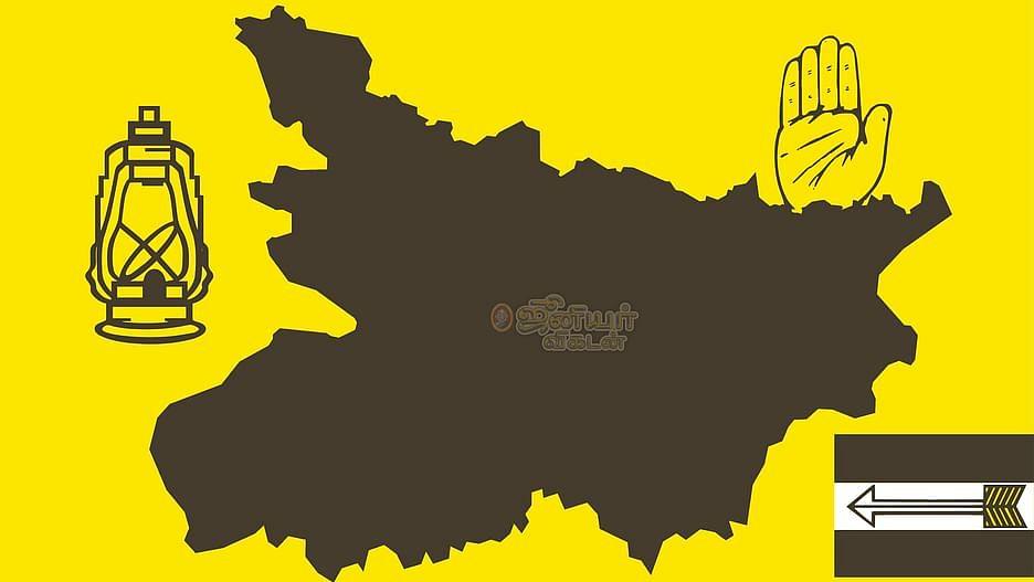 பீகார் தேர்தல் களம்