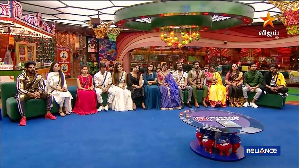 Bigg boss latest episode review