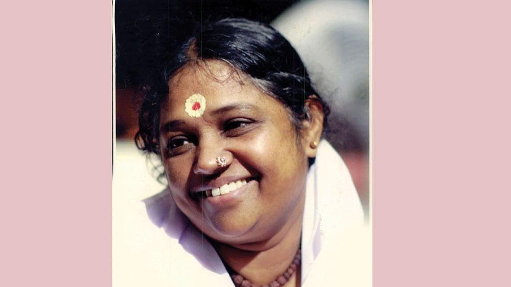 ஸ்ரீமாதா அமிர்தானந்தமயி