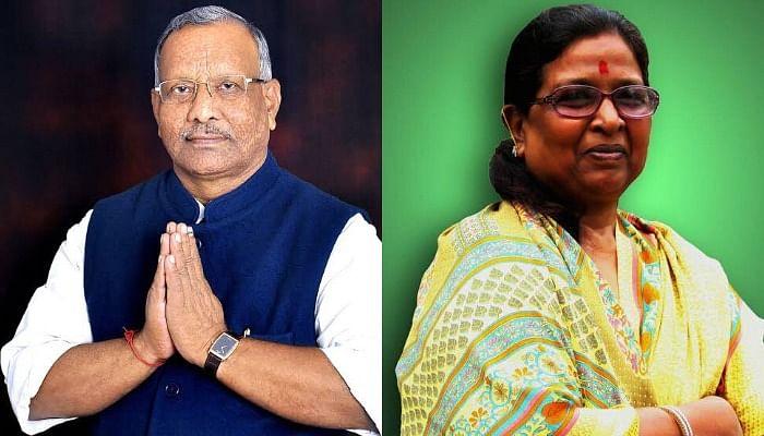 தர்கிஷோர் பிரசாத் - ரேணு தேவி