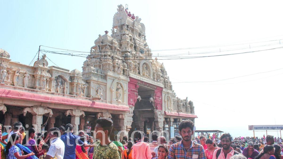 திருச்செந்தூர் சுப்பிரமணிய சுவாமி கோயில்