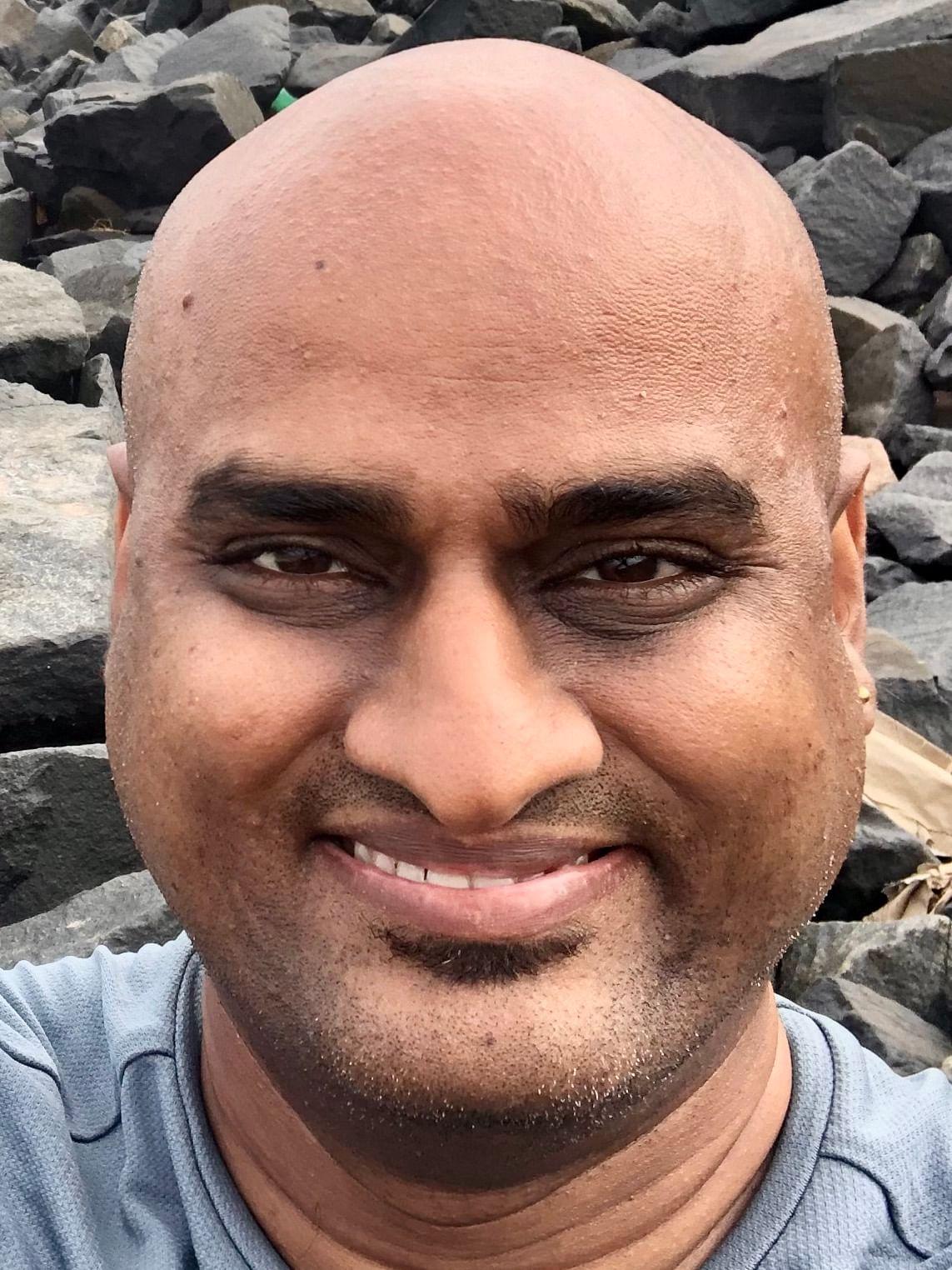 SlashDr.com நிறுவனத்தின் சி.இ.ஓ கோகுல் விஸ்வேஸ்வரன்.